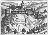 The Castle ca. 1650